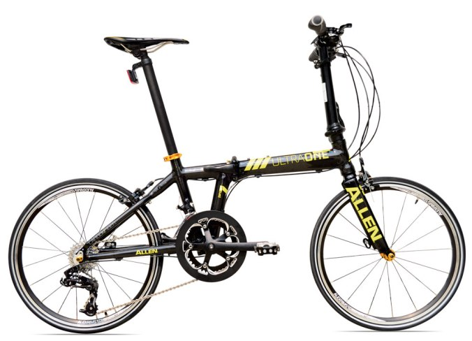 It IS all about the bike. Allen Sports becomes a product sponsor of the Flying Fish Transoceanic Odyssey.