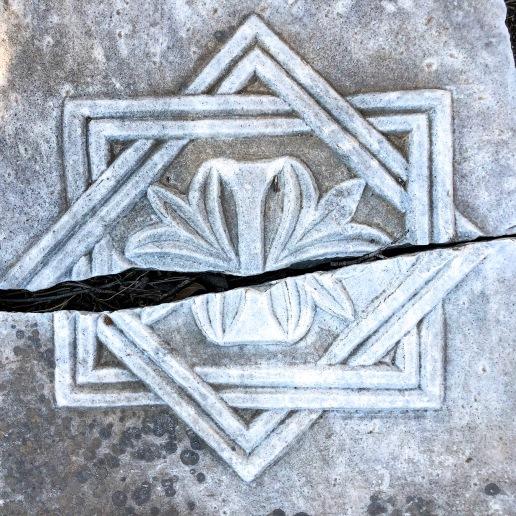 Knidos Ruin Tile