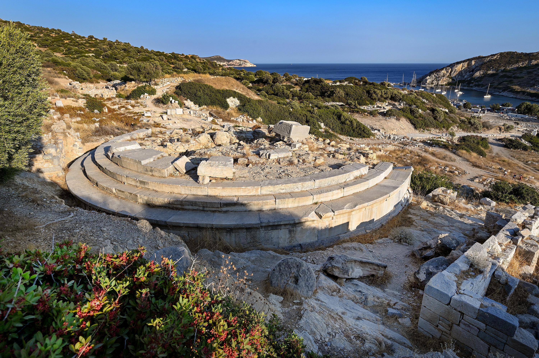 Knidos Temple Aphrodite.sm